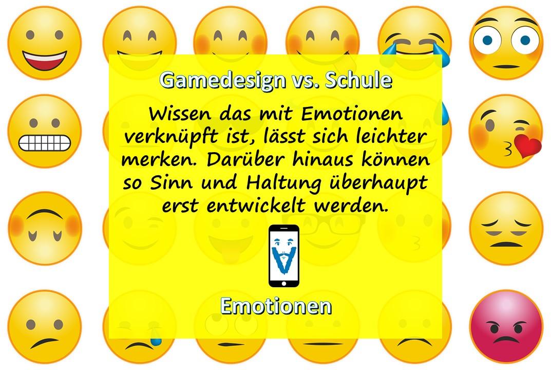 #1 Emotionen