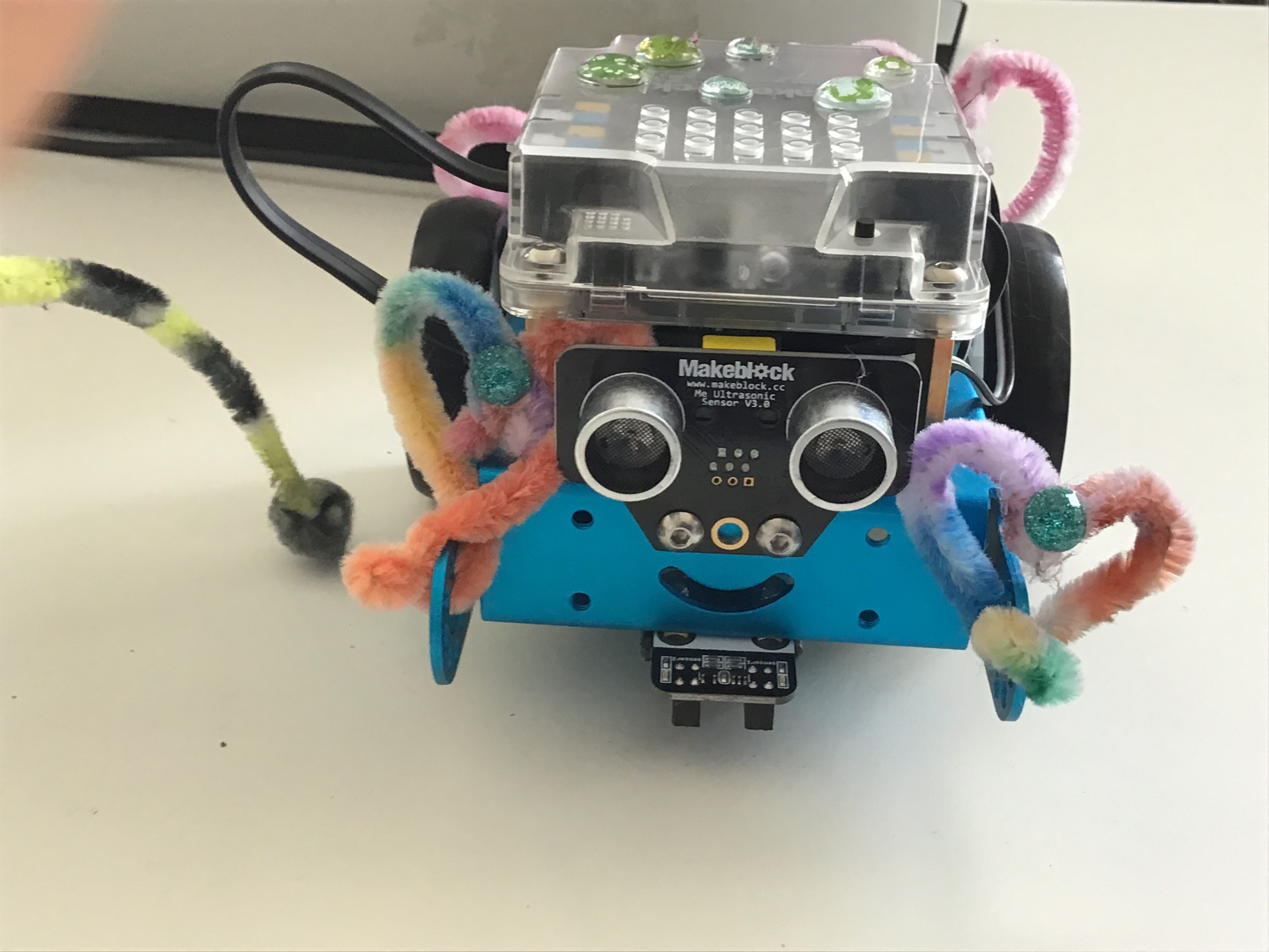 mBot/Coding/Gamedesign – Workshop in Göppingen