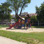 Spielplatzpause